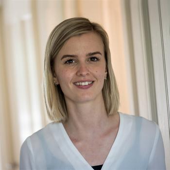 Céline Peersman, Jurist bij Eldermans|Geerts
